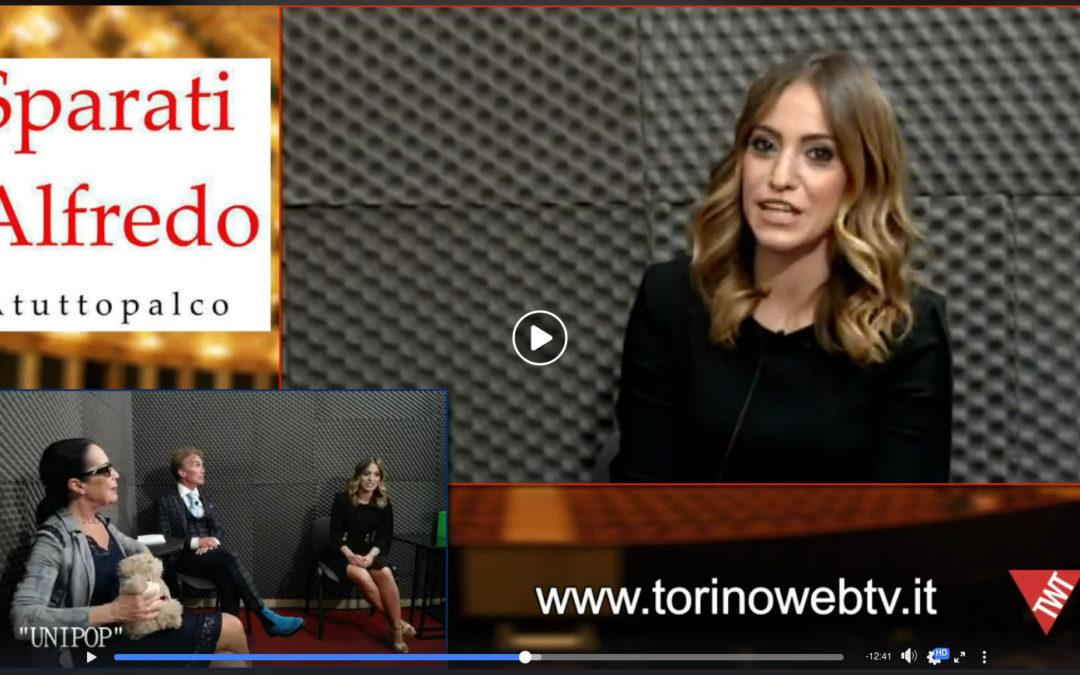 """Partecipazione a """"Sparati Alfredo"""", WebTV"""